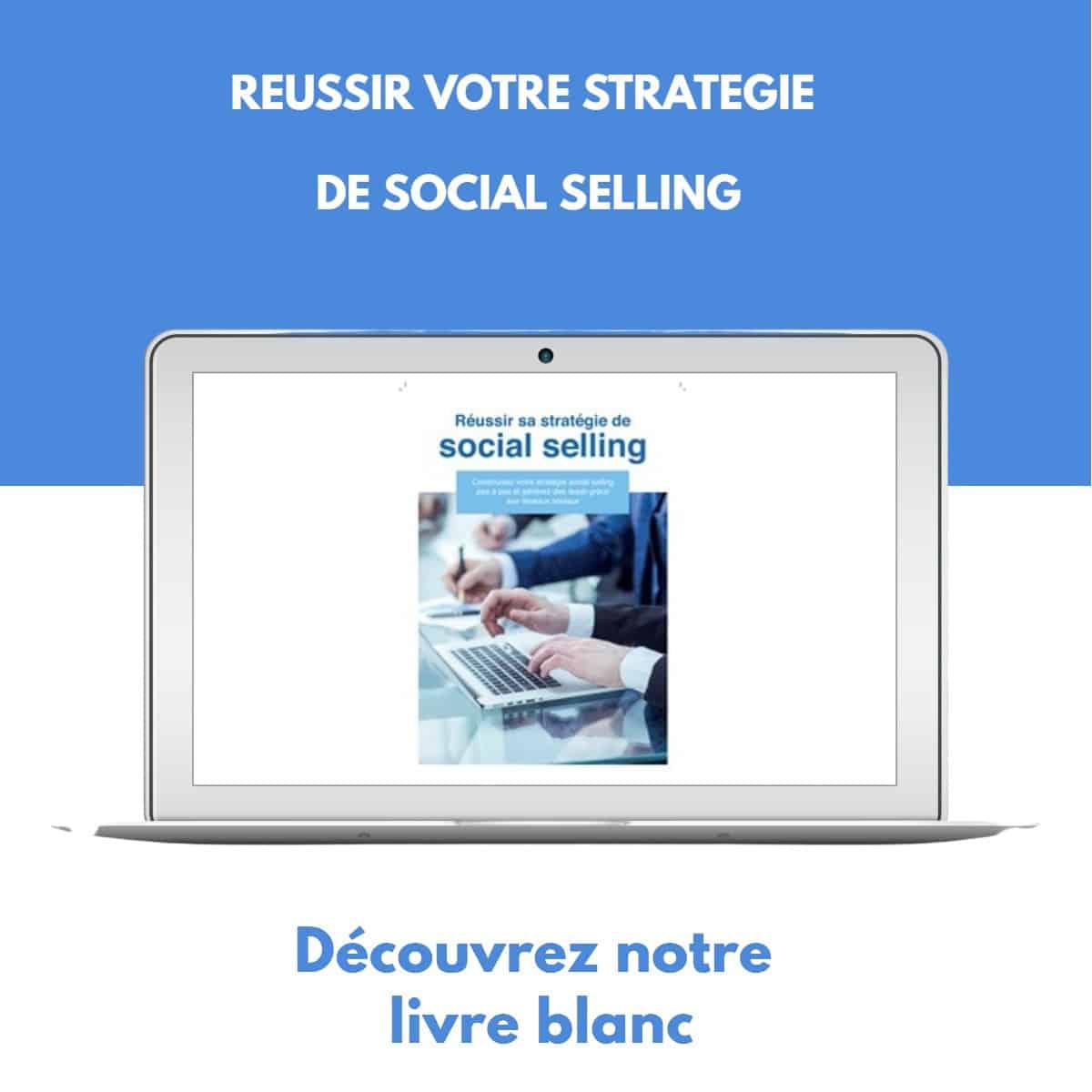 Livre blanc social selling